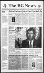 The BG News September 3, 1993