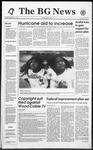 The BG News September 7, 1993