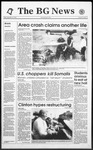 The BG News September 10, 1993