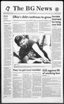 The BG News September 13, 1993