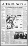 The BG News September 15, 1993