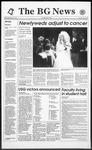 The BG News September 17, 1993