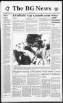 The BG News September 20, 1993