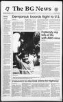 The BG News September 22, 1993