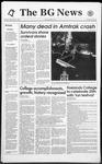 The BG News September 23, 1993