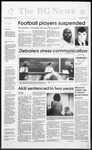 The BG News September 24, 1993