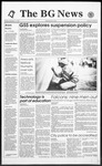 The BG News September 27, 1993