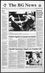 The BG News September 29, 1993