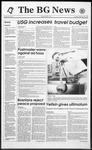 The BG News September 30, 1993