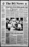 The BG News October 1, 1993