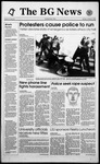 The BG News October 4, 1993