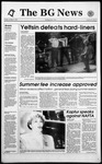 The BG News October 5, 1993