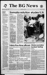 The BG News October 6, 1993