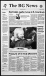 The BG News October 8, 1993