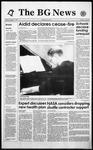 The BG News October 12, 1993