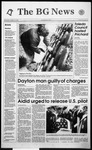The BG News October 13, 1993