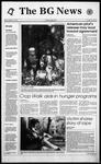 The BG News October 15, 1993