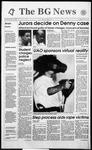 The BG News October 19, 1993