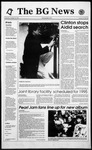 The BG News October 20, 1993