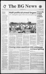 The BG News October 26, 1993