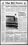 The BG News October 27, 1993