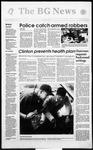 The BG News October 28, 1993