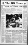 The BG News October 29, 1993