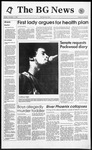 The BG News November 2, 1993