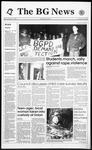 The BG News November 5, 1993
