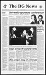 The BG News November 8, 1993
