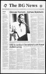 The BG News November 9, 1993