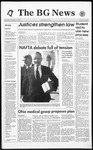 The BG News November 10, 1993