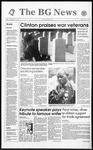 The BG News November 12, 1993