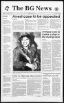 The BG News November 15, 1993