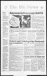 The BG News November 18, 1993