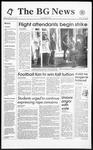 The BG News November 19, 1993