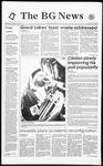 The BG News November 22, 1993
