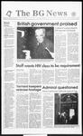 The BG News November 30, 1993