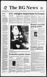 The BG News December 3, 1993