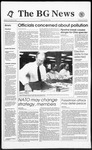 The BG News December 6, 1993