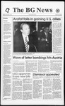 The BG News December 7, 1993