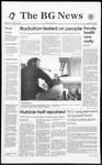 The BG News December 8, 1993