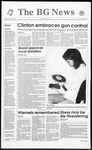The BG News December 10, 1993