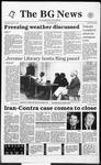The BG News January 19, 1994