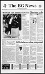The BG News January 21, 1994