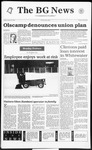 The BG News January 24, 1994