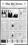 The BG News January 25, 1994