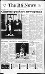 The BG News January 26, 1994
