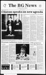The BG News January 26, 1994