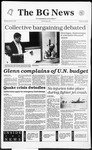 The BG News January 27, 1994